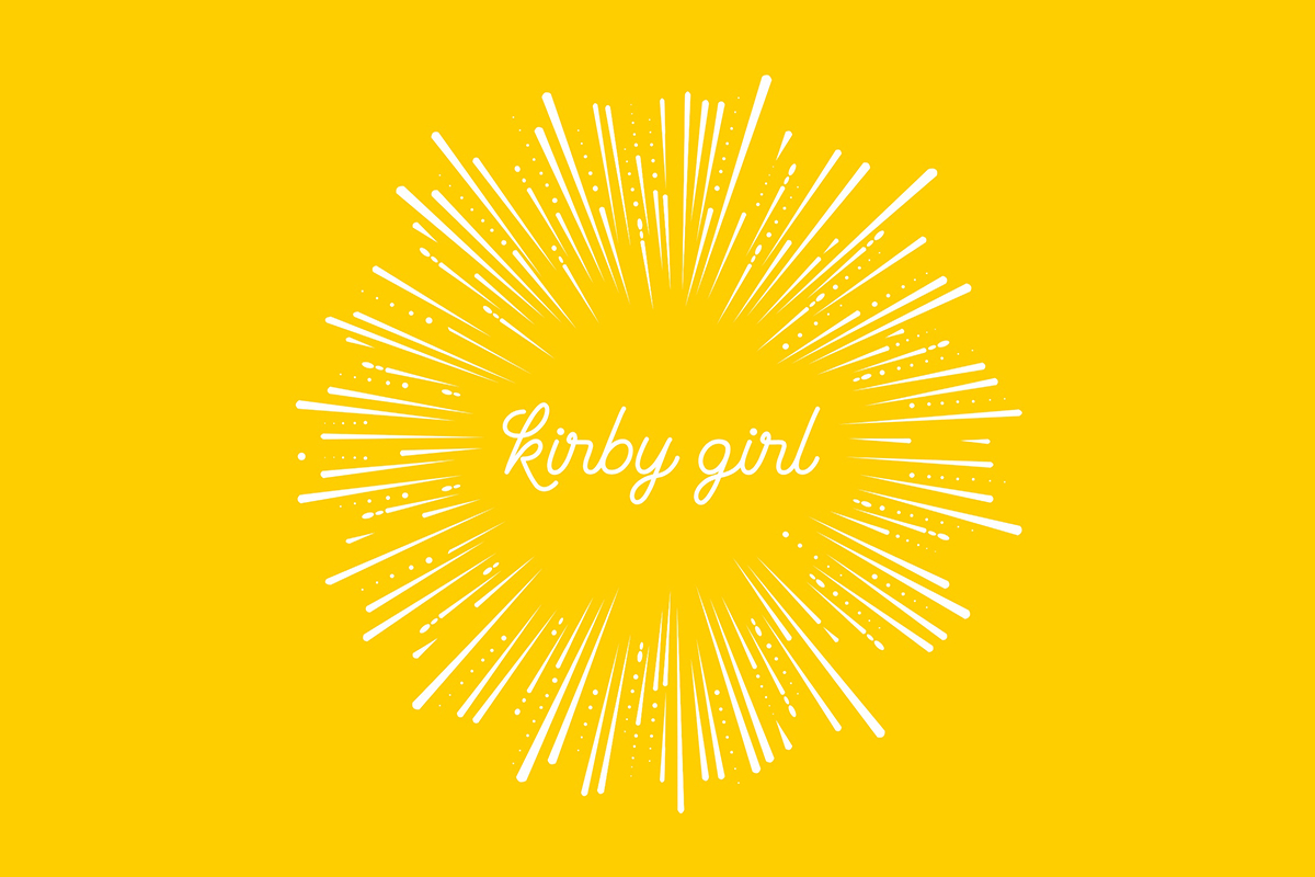 KIRBY GIRL